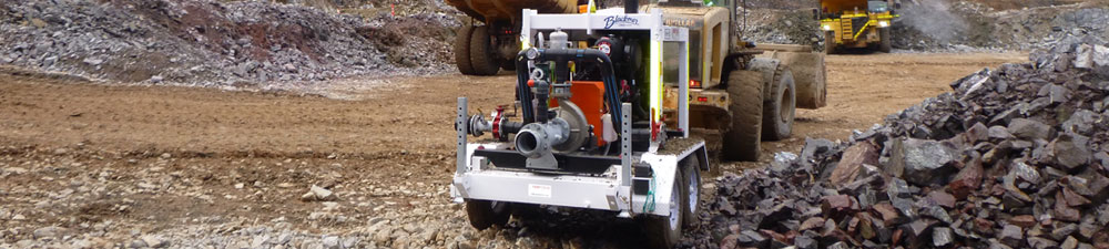 Mobile Pump | Portable Pump | Pump | PUMPNSEAL