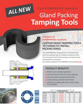 PUMPNSEAL Australia Tamping Tools