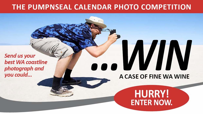PUMPNSEAL Australia 2019 Calendar Photo Competition