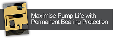 Maximise pump life with bearing protection
