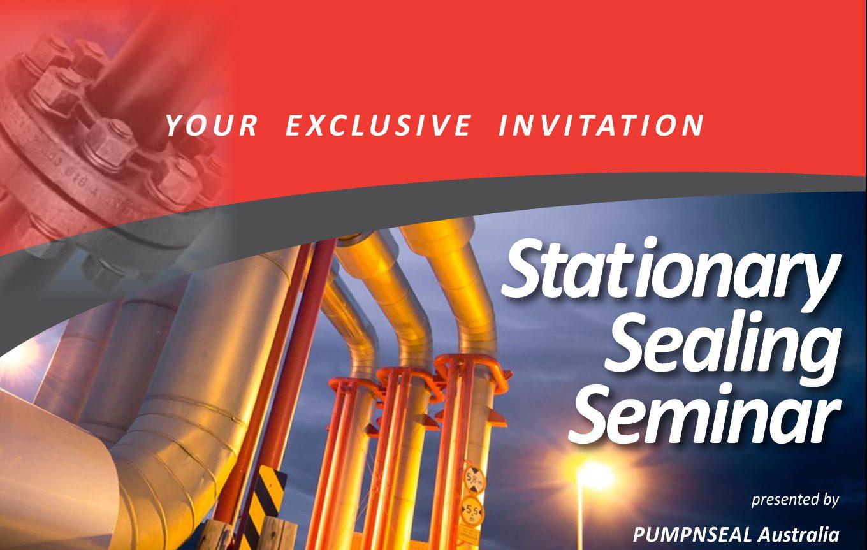 Stationary Sealing Seminar