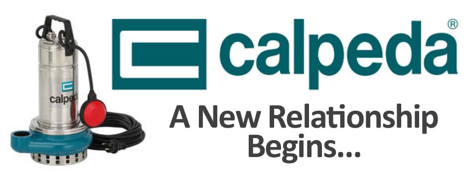 PUMPNSEAL Australia Relationship Calpeda